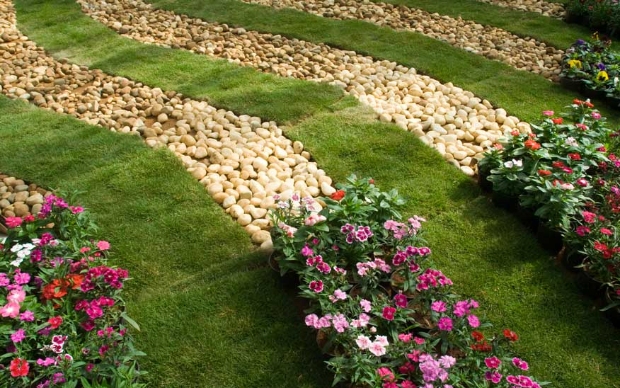 do you have a complex landscaping idea?